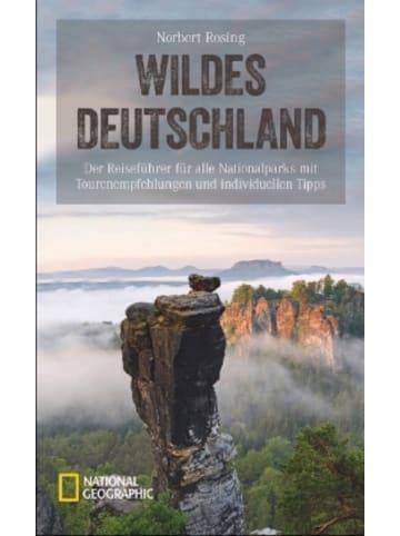 National Geographic Reiseführer Wildes Deutschland