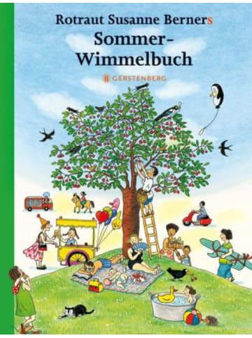 Gerstenberg Rotraut Susanne Berners Sommer-Wimmelbuch, Midi-Ausgabe