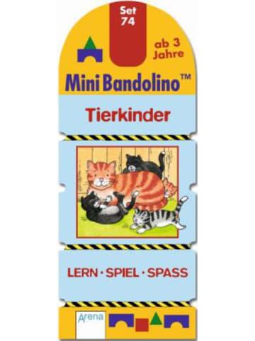 Arena Verlag MiniBandolino (Spiele), 74 Tierkinder (Kinderspiel)