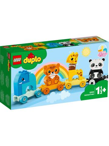 Duplo Creative Play 10955 Mein erster Tierzug
