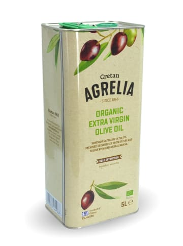 Granar 5L Bio Olivenöl, Extra nativ, Sortenrein, Koroneiki Oliven