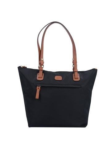 BRIC`s X-Bag Shopper Tasche 25 cm in schwarz