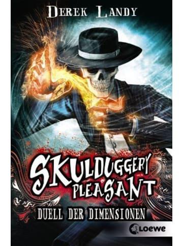 Loewe Verlag Skulduggery Pleasant (Band 7) - Duell der Dimensionen