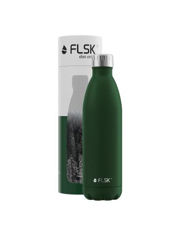 FLSK Trinkflasche in Dunkelgrün