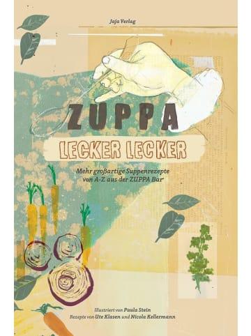 Jaja Zuppa lecker lecker | Mehr großartige Suppenrezepte von A-Z aus der ZUPPA Bar