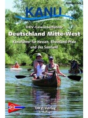 Deutscher Kanuverband Gewässerführer Deutschland Mitte-West