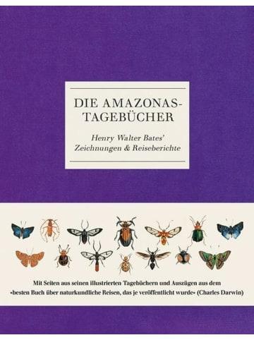 Haupt Die Amazonas-Tagebücher | Henry Walter Bates' Zeichnungen & Reiseberichte