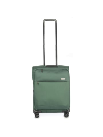 Epic Discovery Neo 4-Rollen Kabinentrolley 55 cm in majesticgreen