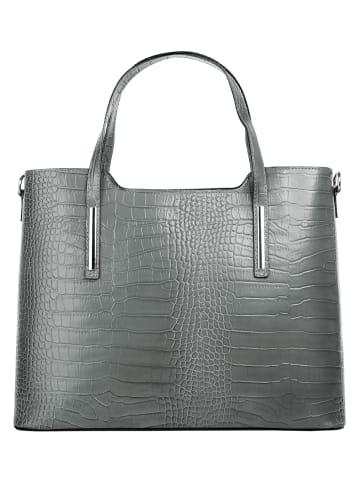 Cluty Handtasche in grau