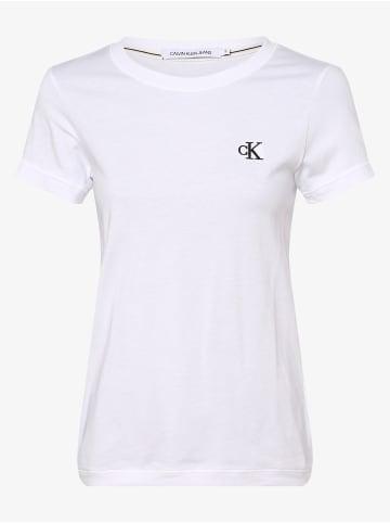 Calvin Klein T-Shirt in weiß