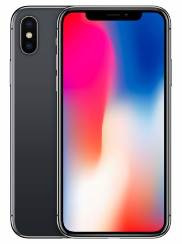 Trendyoo Apple iPhone X 64GB refurbished in Space Grey