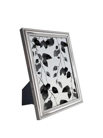 Butlers Metall Bilderrahmen glänzend 15x20 cm MEMORIES in silber