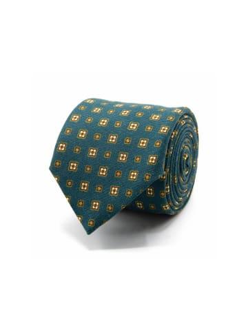BGents Krawatten und Accessoires in petrol