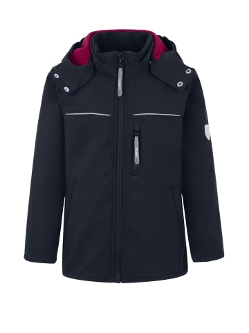 Ticket to Heaven Jacke Softshell  langarm mit abnehmbarer Kapuze Alex in total eclipse