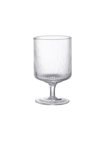 Butlers Weinglas 280ml BERGEN in transparent