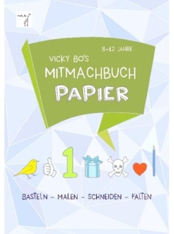 Vicky Bo Vicky Bo's Mitmachbuch Papier