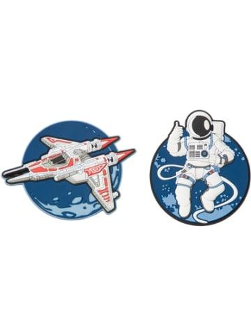 SCHNEIDERS Patches Astronaut & Spaceship