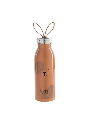 Aladdin Edelstahl-Wasserflasche Zoo in Hund - 0.43L