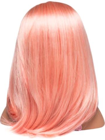 I'm a Girly I'm a Stylist - Perücke pink/blond für 33 cm Styling Heads