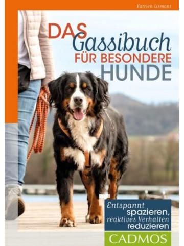 Cadmos Das Gassibuch für besondere Hunde