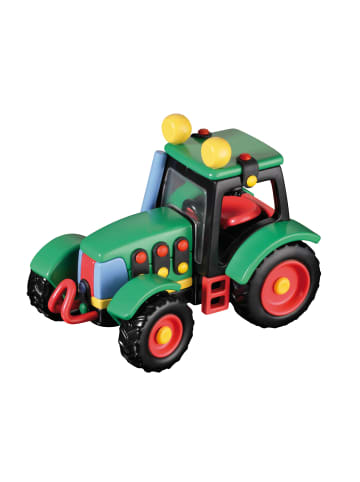 Mic o mic Konstruktionsbausatz Kleiner Traktor in Bunt