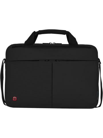 Wenger Format 14 Aktentasche 39 cm Laptopfach in black