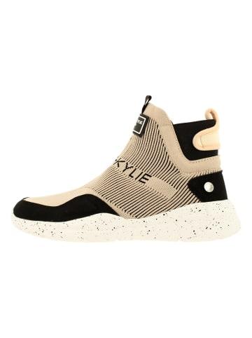 Kendall + Kylie Sneaker in BLK-NUDE
