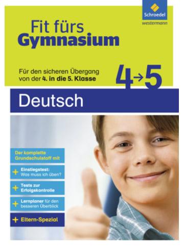 Schroedel Fit fürs Gymnasium - Intensiv-Trainer