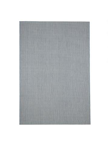 Pergamon In- und Outdoor Teppich  Carpetto Mix in Blau