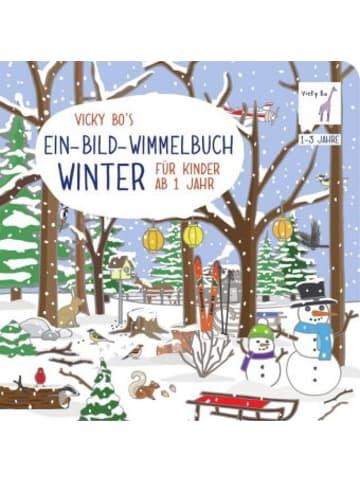 Vicky Bo Vicky Bo's Ein-Bild-Wimmelbuch - Winter