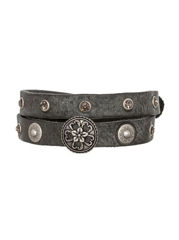 Sima Armband 19-3516 grau