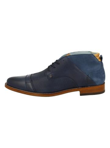 Rehab Formal Shoe in Blau