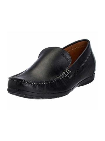 Geox Slipper in schwarz