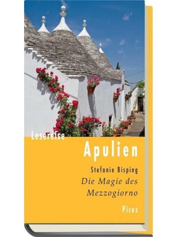Picus Verlag GmbH Lesereise Apulien   Die Magie des Mezzogiorno