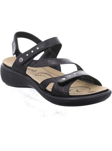 WESTLAND Sandale IBIZA in schwarz