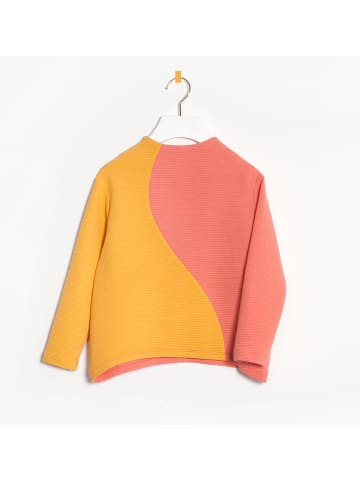 "OXOX Sweatshirt ""dreamy"" in gelb"