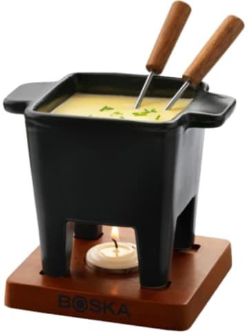 """Boska 5-tlg. Fondue Set """"Tapas"""" mit Teelicht"""