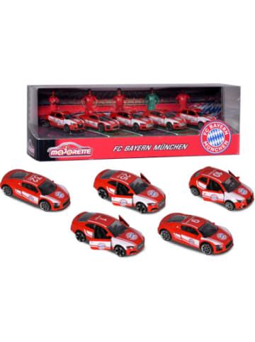 Majorette FC Bayern 5tlg. Geschenk-Set