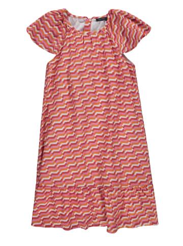 Marc O'Polo Junior Kleid mit Flügelärmeln in allover