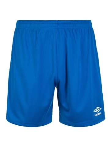 Umbro Shorts Club II in blau