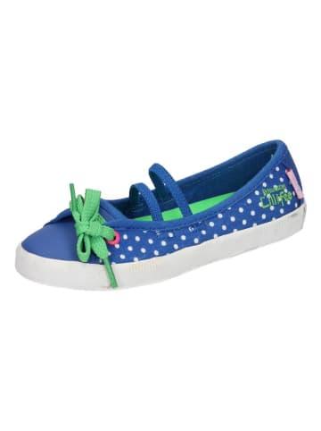Prinzessin Lillifee Spangenballerinas in blau/grün