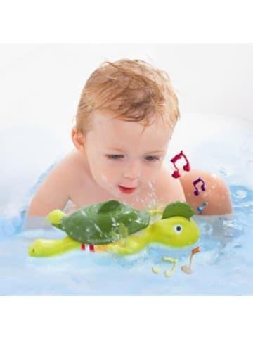 Tomy Badespielzeug - Plantschi die singende Schildkröte