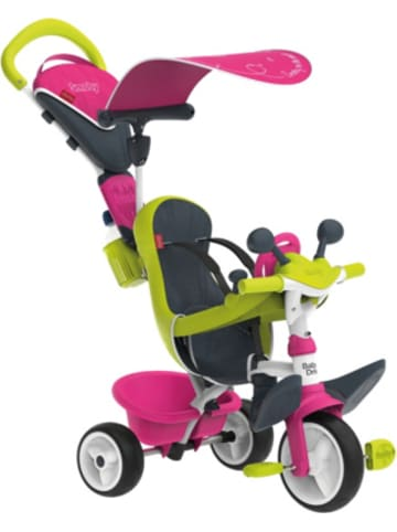 Smoby Dreirad Baby Driver Komfort, rosa