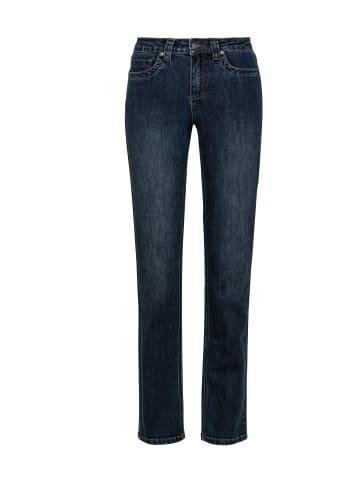 Million X - Women Damen Jeans New Rita in dark blue