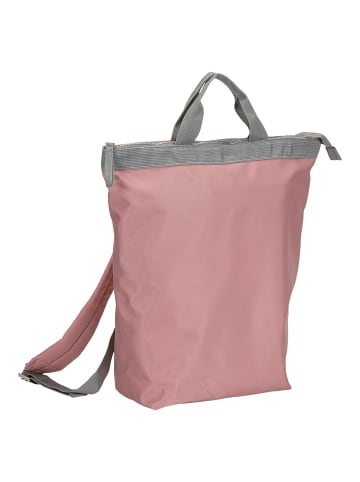 Six Rucksack in rosafarben
