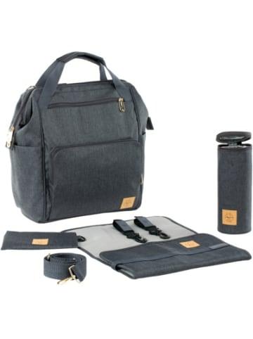 Lässig Wickelrucksack Glam Goldie, Backpack, anthracite