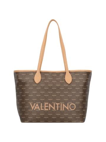 Valentino Bags Liuto Shopper Tasche 33 cm in cuoio/multicolor