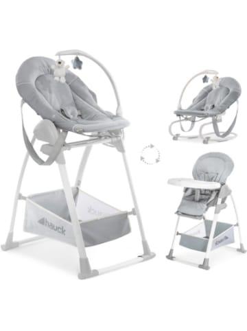 Hauck Hochstuhl ab Geburt, Babyliege und Wippe - Sit N Relax 3 in 1 Newborn...