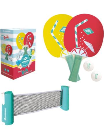 Schildkröt Tischtennis-Set Spin Tropcial