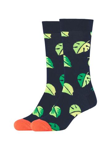 Fun Socks Socken im 2er Pack in black mix